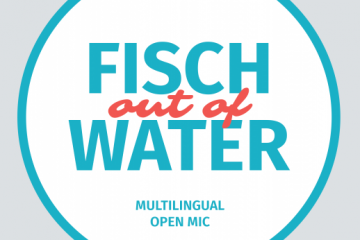 Fisch out of water logo