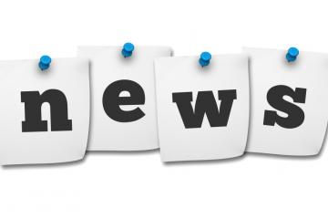 stock picture saying news